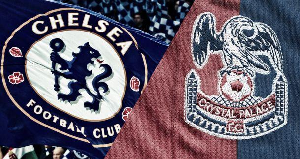 Chelsea vs Crystal Palace en vivo y en directo online en la Premier League 2015 (0-0)