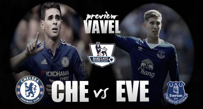 Chelsea - Everton: momento de empezar la remontada