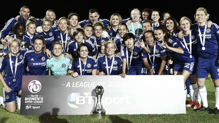 Summer to Winter for the FA WSL