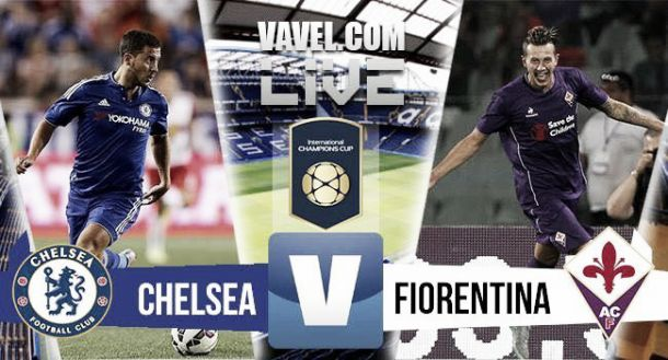 Chelsea Vs Fiorentina: Score Chelsea - Fiorentina Friendly (0-1)