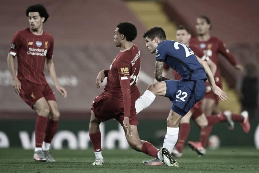 Chelsea e Liverpool fazem jogo mais esperado da rodada na Premier League