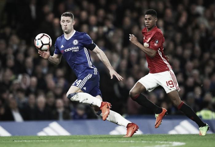 Com pretensões distintas, Chelsea e Manchester United fazem clássico na Premier League