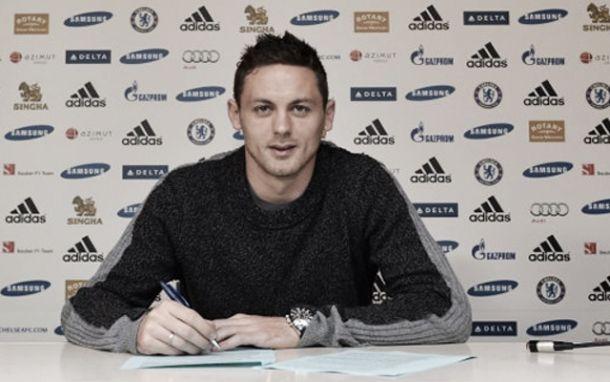 Matic força saída e reforça Chelsea