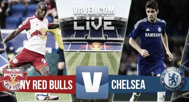 New York Red Bulls - Chelsea FC Preview