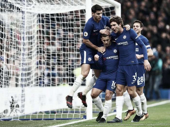 Previa Chelsea - Atlético de Madrid: cara y cruz