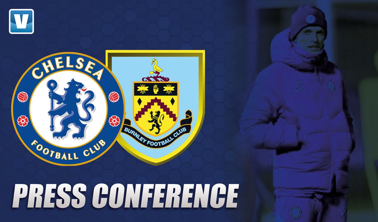 Chelsea press conference LIVE: Thomas Tuchel on life at Stamford Bridge, Transfers, Burnley