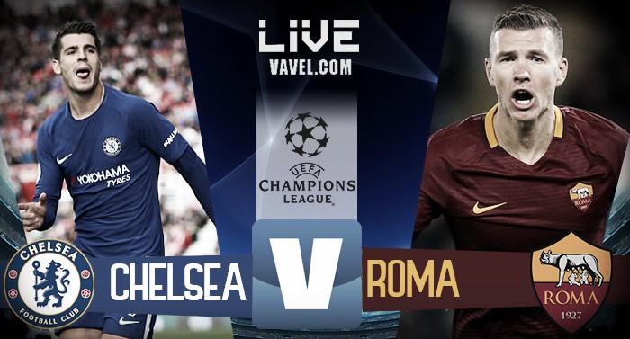 Chelsea - Roma in diretta, Champions League 2017/18 LIVE (3-3): una grande Roma strappa il pari a Stamford Bridge!