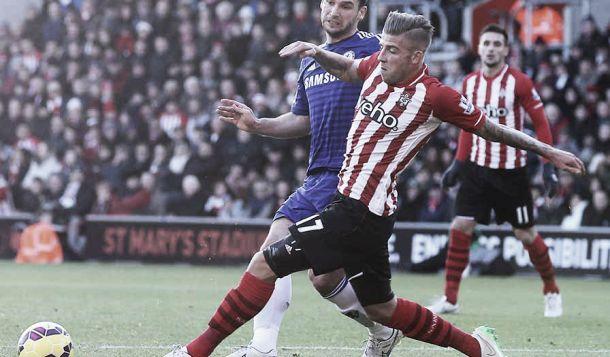 Cuore Southampton, stoppato il Chelsea
