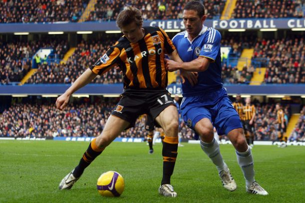 Diretta Hull City - Chelsea in Premier League
