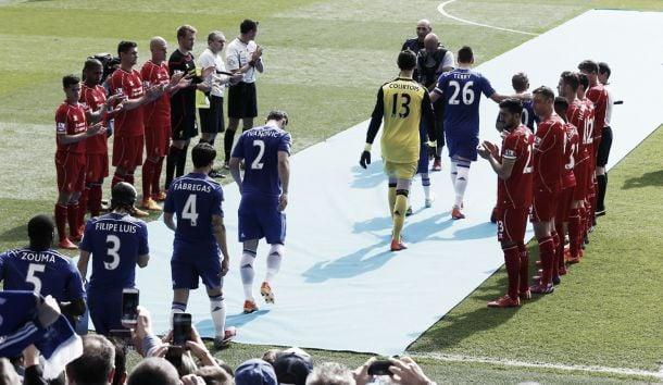 Terry chiama, Gerrard risponde: Chelsea - Liverpool finisce 1-1