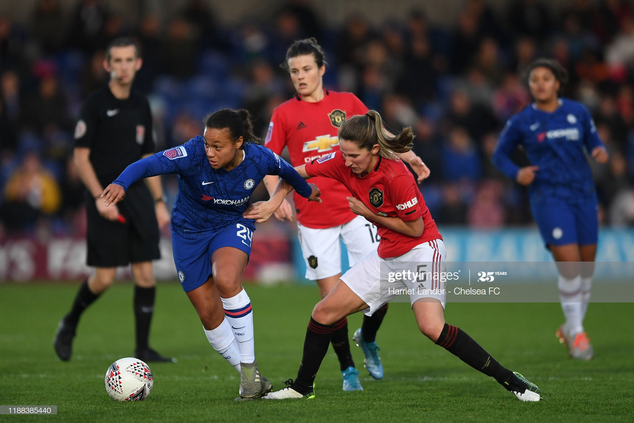 WSL 19/20 Season Review: Chelsea 1-0 Man Utd