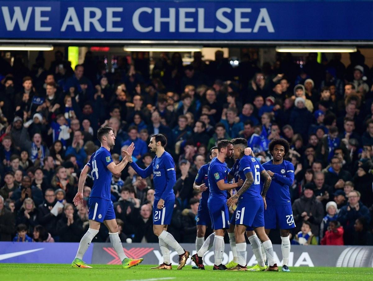 Conte, che flop: il Chelsea perde 3-0 ed è fuori dalla Champions