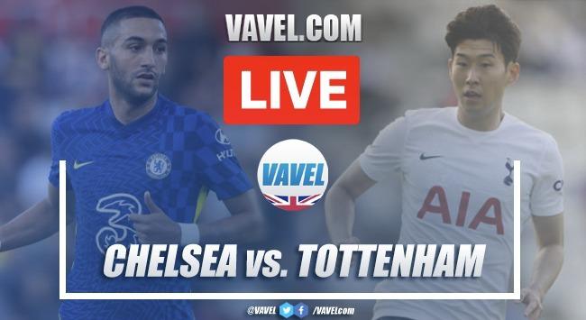 As It Happened Chelsea 2 2 Tottenham Hotspur 04 08 2021 Vavel International