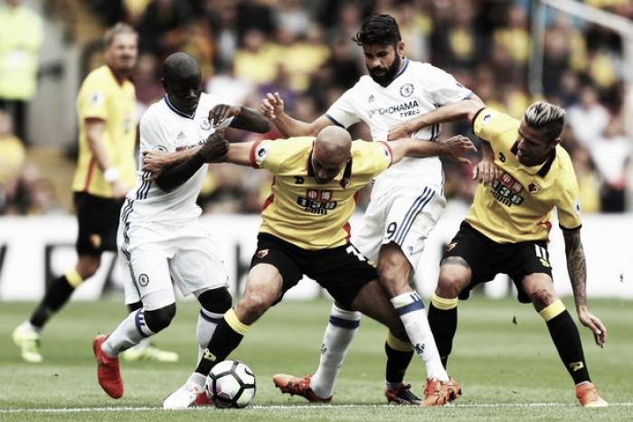 Premier League - Passerella Chelsea: a Stamford Bridge arriva il Watford