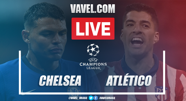 Gols e melhores momentos para Chelsea 2x0 Atlético de Madrid pela Champions League