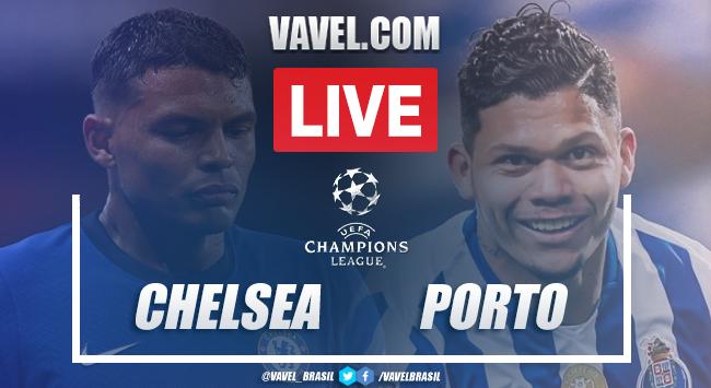 Gol e melhores momentos de Chelsea 0x1 Porto pela UEFA Champions League