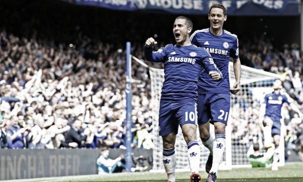Chelsea festeja 5ª Premier League da sua História (3ª com José Mourinho)