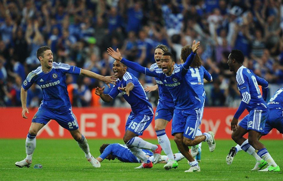 La Champions de Abramovich