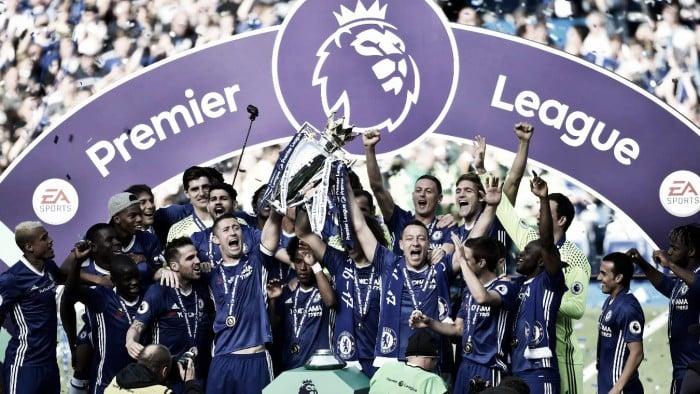 Premier League 2017-18, sorteggiato il calendario