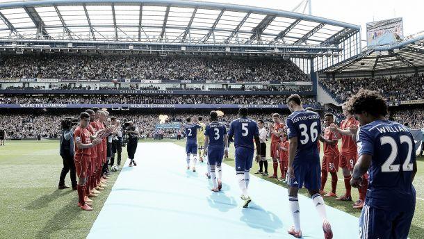 Chelsea e Liverpool ficam no empate no Stamford Bridge em jogo equilibrado