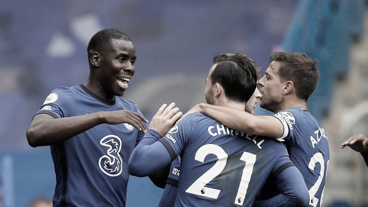 El Chelsea golea en Turf Moor./ Foto: Premier League