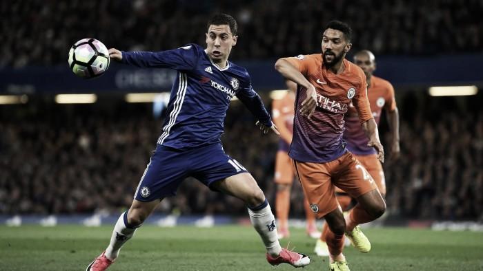 Chelsea-Manchester City: Duelo de gigantes