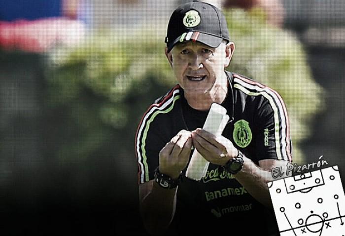 El Pizarrón de Juan Carlos Osorio