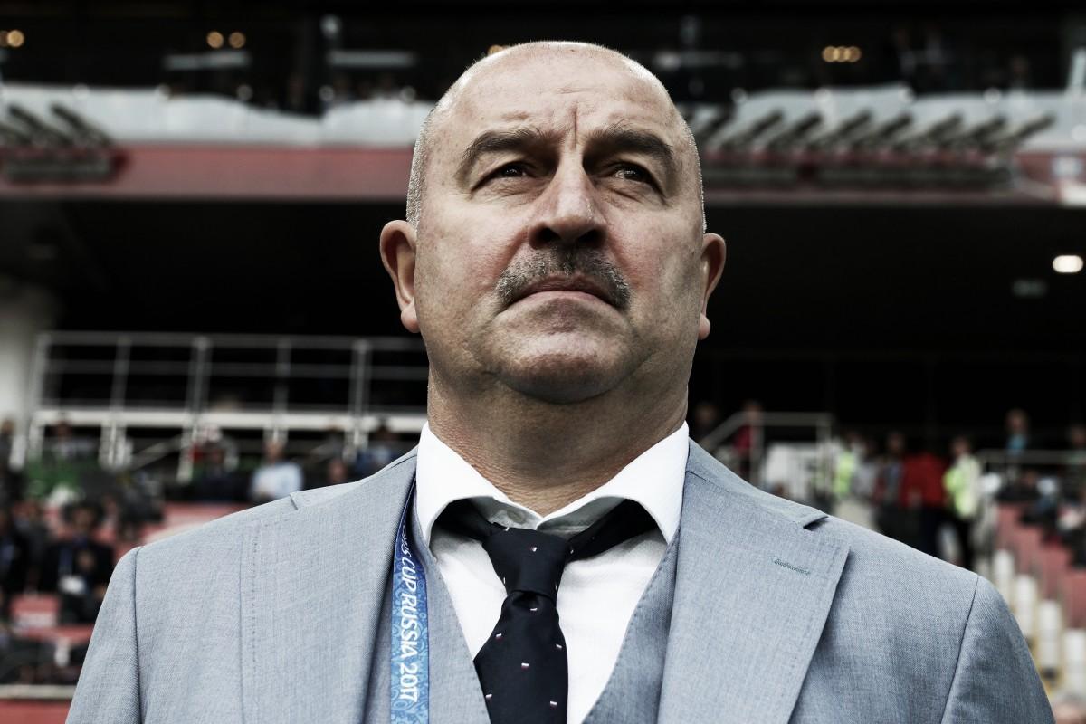 "Stanislav Cherchesov: ""Necesitábamos ganar para cumplir nuestros objetivos"""