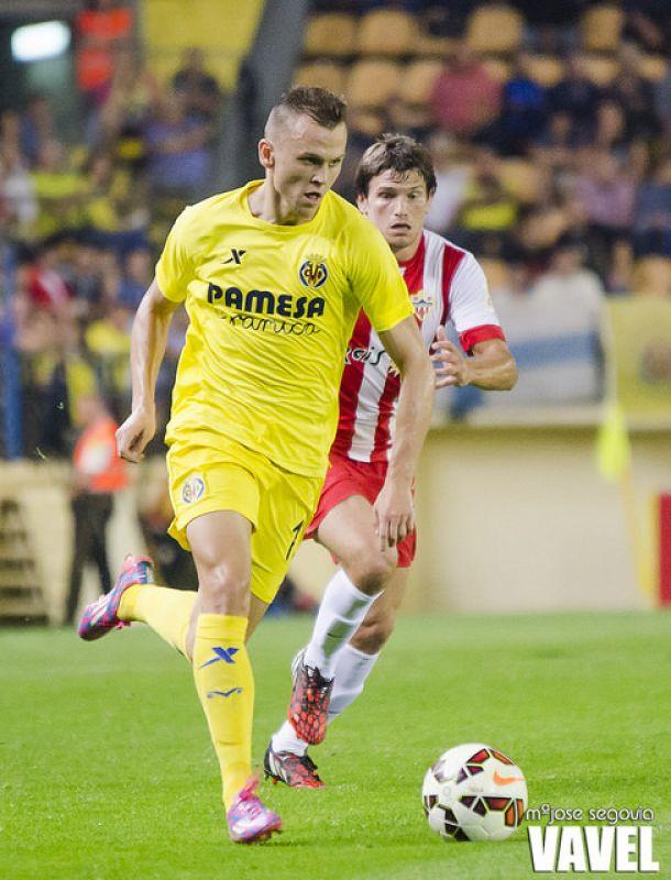 Competición retira la amarilla a Chéryshev