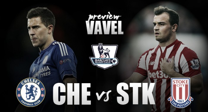 Chelsea - Stoke City Preview: Can the Blues maintain their momentum?