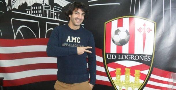 Chevi ficha por la UD Logroñés - Vavel.com