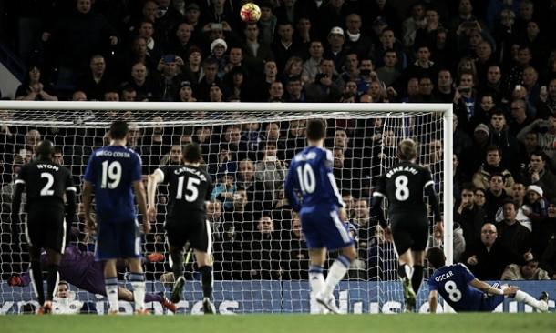 Doppietta Costa, Oscar scivola sul rigore. Buon Chelsea ma è solo 2-2 contro il Watford