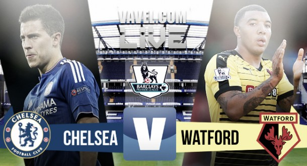 Image result for Chelsea vs Watford live pic logo