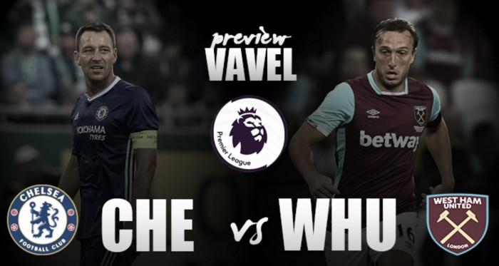 Chelsea vs West Ham Preview: Blues kick off new campaign against London rivals
