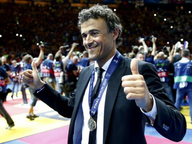 Barcellona: Luis Enrique rinnova fino al 2017