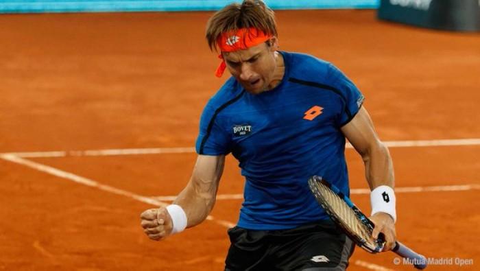 Mutua Madrid Open - Pouille all'ultimo respiro, Ferrer in tre, ok Gasquet