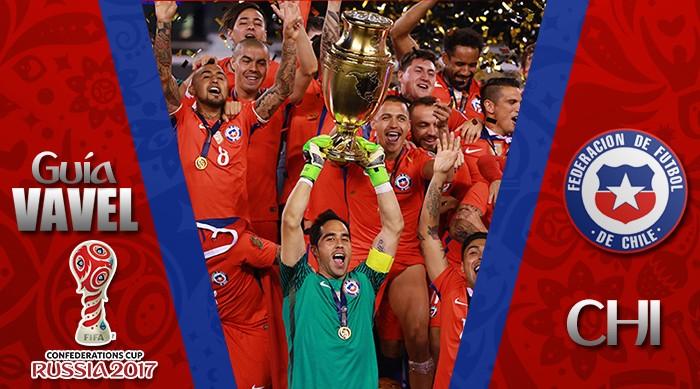 Guía VAVEL Copa Confederaciones 2017: Chile