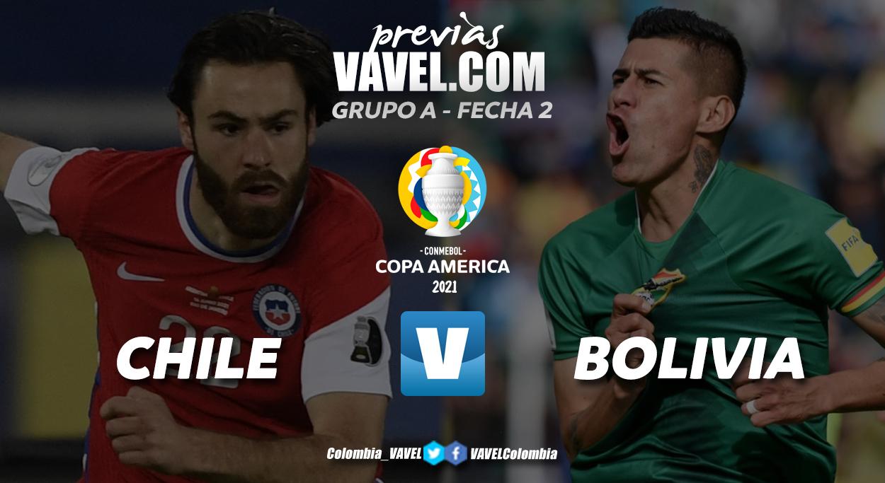 Previa Chile vs Bolivia: 'La roja' y 'La verde' se enfrentan por tercera vez en el año