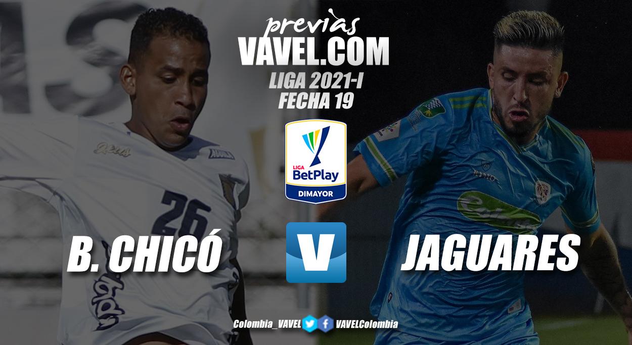 Previa Boyacá Chicó vs Jaguares: se juega el descenso y un milagro para clasificar