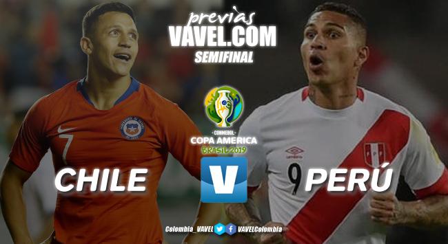 Previa Chile vs Perú: dos viejos rivales se cruzan por el último pase a la final