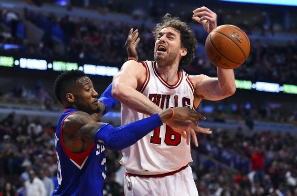 Chicago Bulls - Philadelphia 76ers Preview