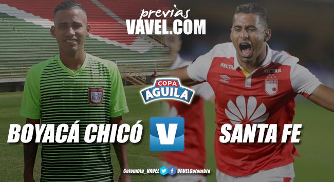 Previa Boyaca Chicó vs Independiente Santa Fe: partido para mantener el liderato
