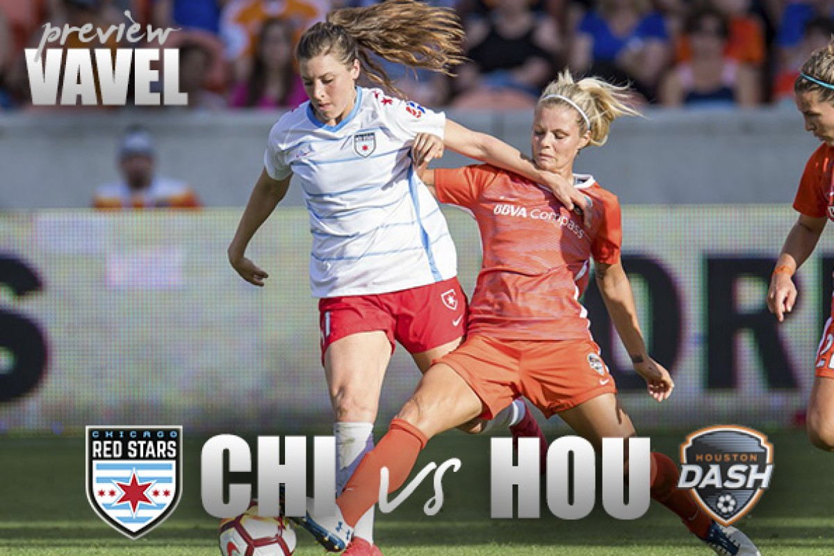 Chicago Red Stars vs Houston Dash preview: Matchup round three