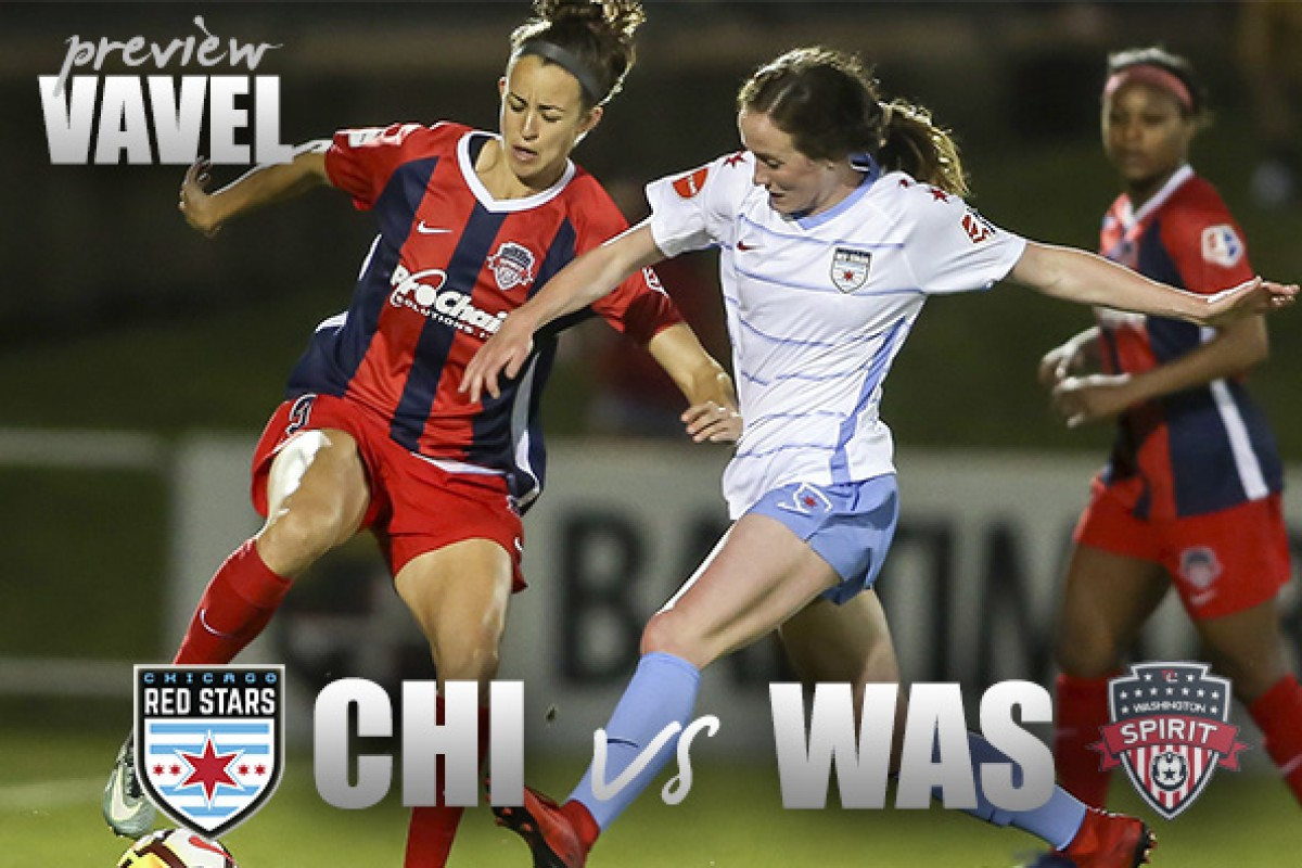 Chicago Red Stars vs Washington Spirit preview: Chicago hopes to continue their playoff push
