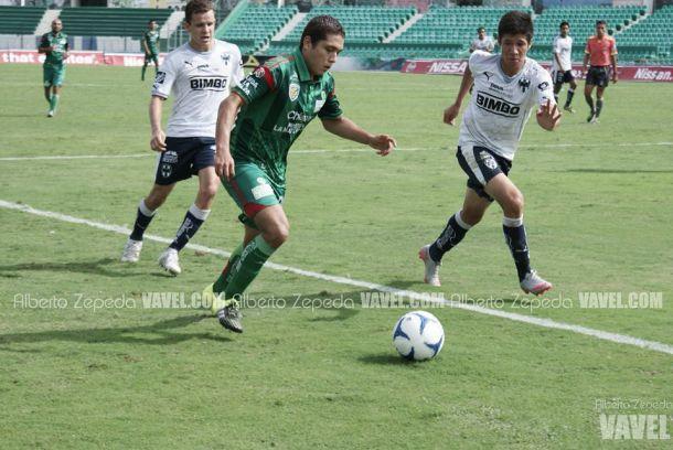 Fotos e imágenes del Chiapas 3-0 Monterrey de la treceava jornada de la Liga MX Sub 20
