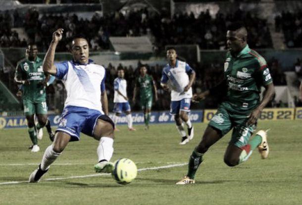 Chiapas FC - Puebla FC: parientes con finalidades análogas