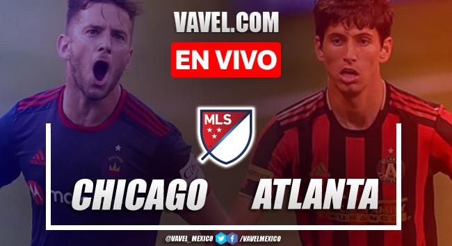 Goles y resumen del Chicago Fire 3-0 Atlanta United en MLS 2021