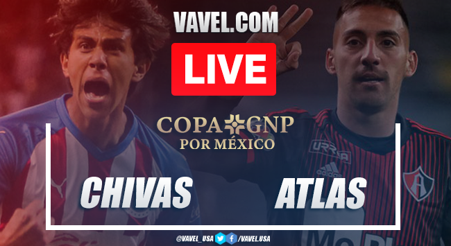 Goals and Highlights: Chivas 2-0 Atlas in 2020 Friendly