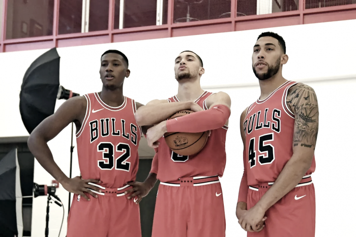 2017-18 NBA team season preview: Chicago Bulls