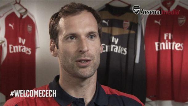 Petr Cech no Arsenal: mais um galáctico «gunner» com vista à afirmação total